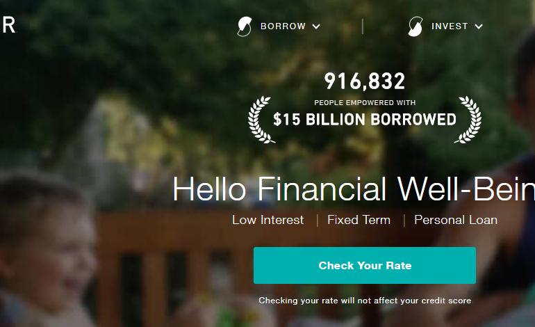 Get a Personal Loan Quote Online Prosper Logo