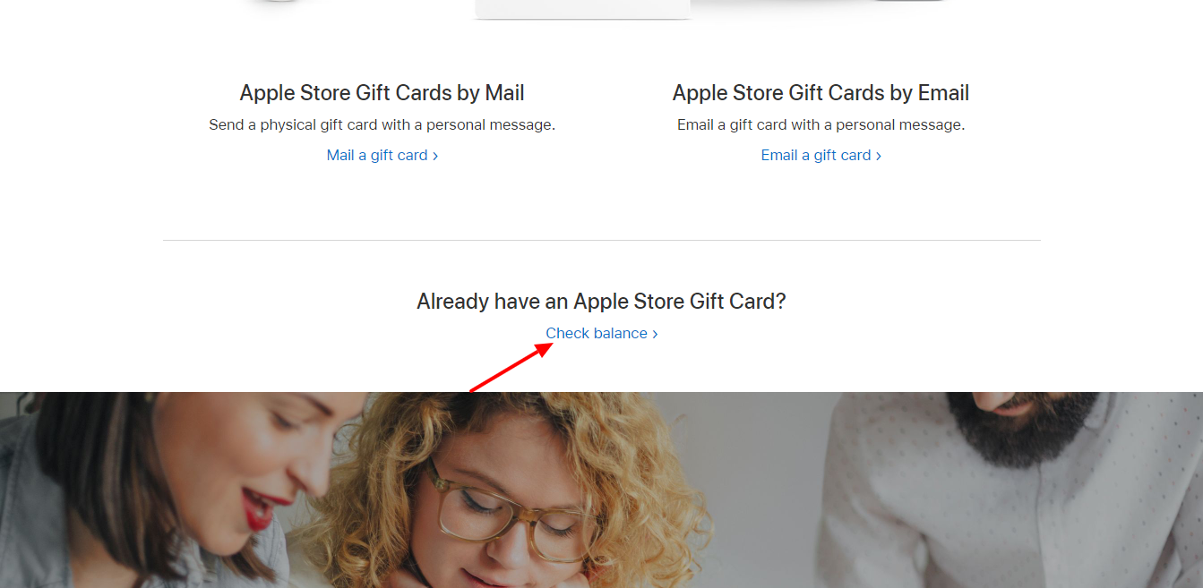 Gift Cards Apple