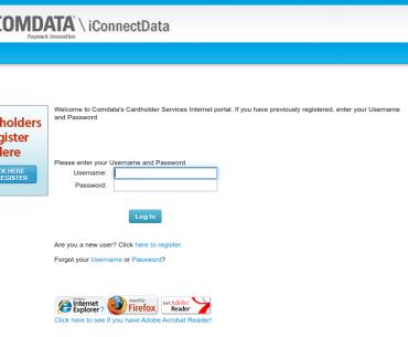 Comdata Cardholder Service Logo