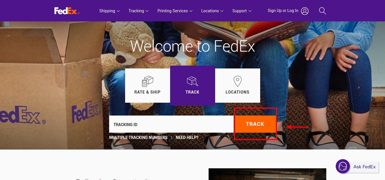 FedEx Track