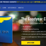 Goodyear Credit Card Logo