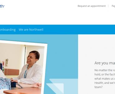 Northwell Health Employee Logo