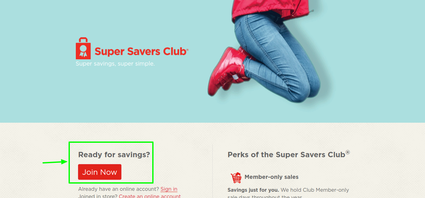 Super Savers Club Join Now