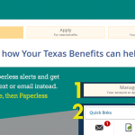 Your Texas Benefits Logo