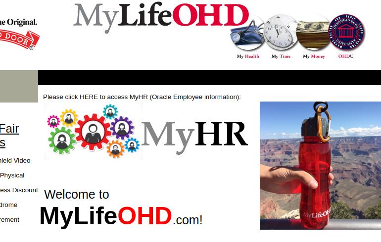 My Life Employee Wellness Logo