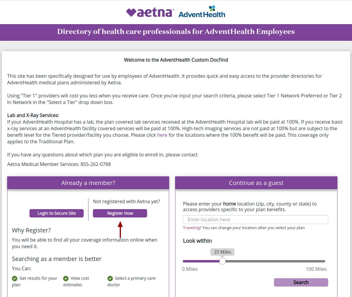 Aetna Register