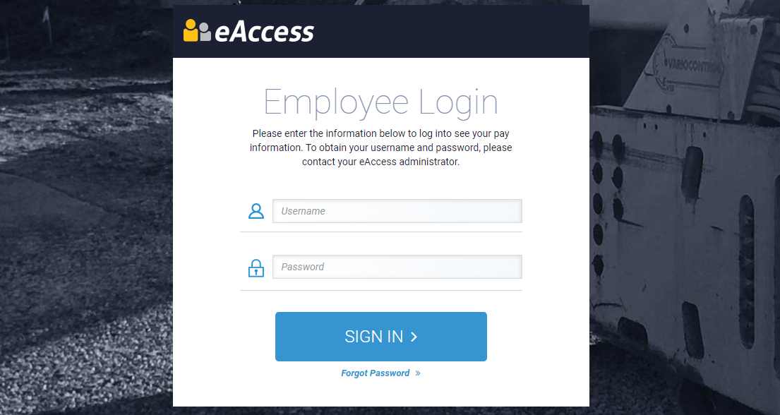 Foundationeaccess employee login