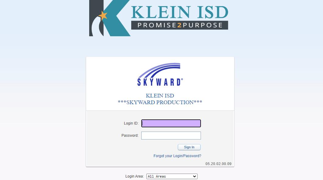 Skyward Klein Isd Login