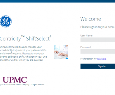 UPMC Staff Login