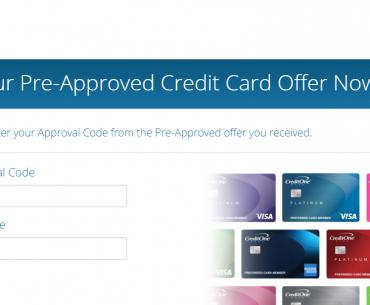 Credit One Bank Credit Card Logo