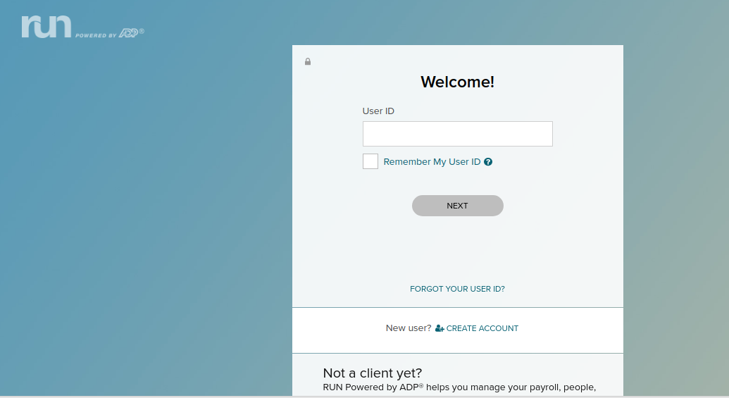 run adp employer login