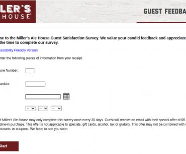 Millers Survey