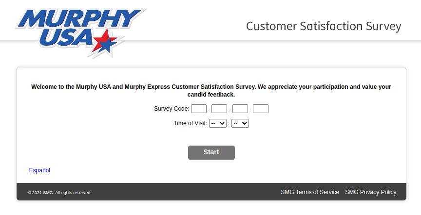 Murphy Survey