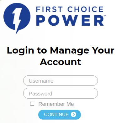 first choice bill pay