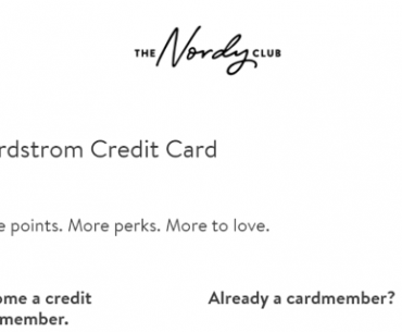 nordstrom credit card activate