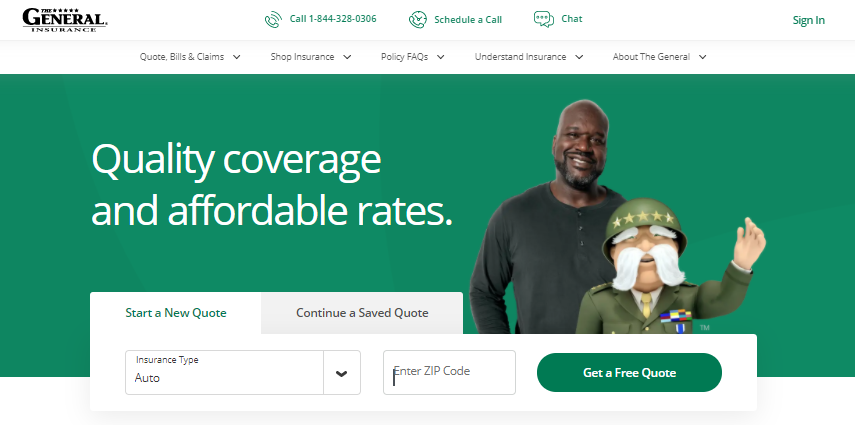 The General Insurance Bill Pay